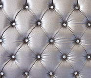 Struttura d'argento di lusso Fotografie Stock Libere da Diritti