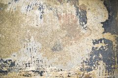 Struttura dalla parete dei graffiti Fotografia Stock