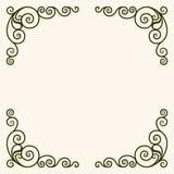 Struttura decorativa Immagini Stock