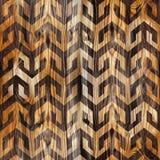 Struttura decorativa astratta - fondo senza cuciture - struttura di legno Fotografia Stock