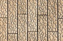 Struttura decorativa delle mattonelle Immagini Stock