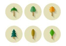Struttura degli alberi Fotografia Stock Libera da Diritti