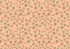 Struttura degli elementi del fiore Illustrazione di Stock