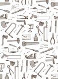 Struttura degli strumenti Immagine Stock