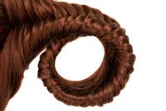 Struttura dei capelli Fotografia Stock