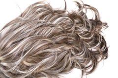 Struttura dei capelli Immagini Stock