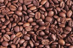 Struttura dei chicchi di caffè Potete fare domanda per il caffè della carta da parati del caffè del contesto del caffè del fondo  Fotografia Stock Libera da Diritti