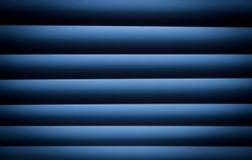 Struttura dei ciechi del metallo Immagine Stock