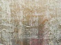 Struttura dei colori di beige del fondo di astrattismo Fotografia Stock