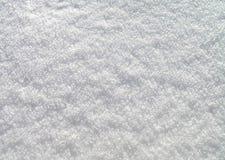 Struttura dei cristalli di ghiaccio Immagini Stock