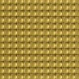 Struttura dei cubi dell'oro Immagini Stock Libere da Diritti