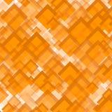 Struttura dei diamanti arancia, favo, miele Fotografia Stock