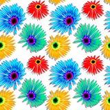 Struttura dei fiori Immagini Stock Libere da Diritti