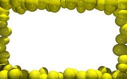 Struttura dei palloni Fotografie Stock