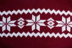 Struttura dei vestiti eterogenei tricottati caldi immagini stock