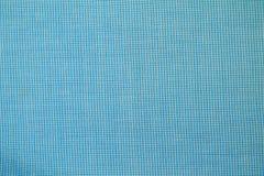 Struttura del blu del lino Fotografia Stock Libera da Diritti
