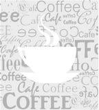 Struttura del caffè Immagini Stock Libere da Diritti