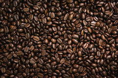 Struttura del caffè Fotografie Stock Libere da Diritti