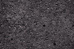 Struttura del catrame del catrame dell'asfalto Fotografie Stock