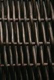 Struttura del cestino di vimini fotografie stock libere da diritti