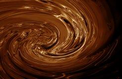 Struttura del cioccolato caldo Immagine Stock Libera da Diritti
