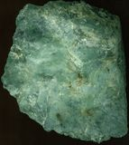 struttura del colpo di pietra verde da sopra immagine stock