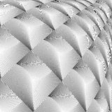 Struttura del convex del diamante di progettazione Immagini Stock Libere da Diritti