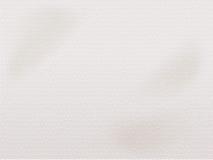 Struttura del cuoio bianco Immagine Stock