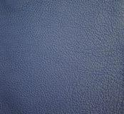 Struttura del cuoio del blu reale per fondo illustrazione di stock