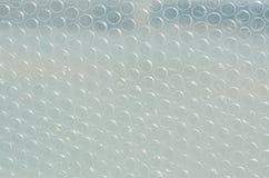Struttura del cuscinetto della bolla Fotografia Stock