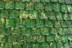 Struttura del dettaglio dell'onda dello stucco della piuma Fotografie Stock Libere da Diritti