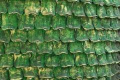 Struttura del dettaglio dell'onda dello stucco della piuma Fotografia Stock Libera da Diritti
