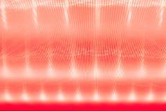 Struttura del diffusore di superficie, plafoniera del LED, modello leggero sul deflecto Immagine Stock Libera da Diritti