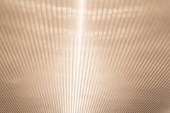 Struttura del diffusore di superficie, plafoniera del LED, modello leggero sul deflecto Fotografie Stock Libere da Diritti