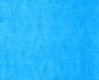Struttura del documento blu Fotografie Stock