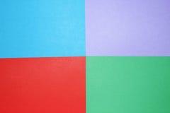 Struttura del documento colorato fotografia stock