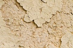 Struttura del fango Fotografie Stock