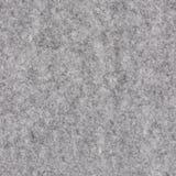 Struttura del feltro di gray Fondo quadrato senza cuciture, mattonelle pronte Immagini Stock Libere da Diritti