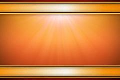 Struttura del fondo con il sole caldo Fotografia Stock Libera da Diritti
