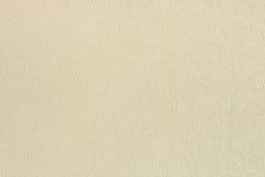 Struttura del fondo del cuoio sintetico dell'avorio Fotografia Stock Libera da Diritti