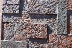 Struttura del fondo del muro di mattoni Fotografia Stock