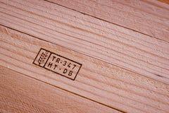 Struttura del fondo dell'bordi di legno Fotografie Stock