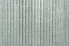 Struttura del fondo della parete dello zinco o dell'acciaio Immagine Stock Libera da Diritti