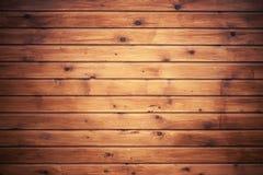 Struttura del fondo della parete di legno non colorata naturale Immagini Stock