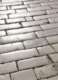 Struttura del fondo della parete di pietra o del pavimento Fotografia Stock Libera da Diritti