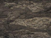 Struttura del fondo della roccia vulcanica Immagini Stock Libere da Diritti