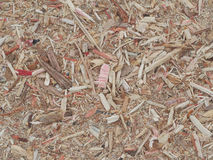 Struttura del fondo di legno compresso riciclato immagini stock libere da diritti