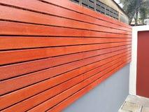 Struttura del fondo di legno della parete dell'assicella immagini stock libere da diritti