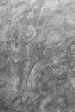 Struttura del fondo di un micro-cemento grigio della parete Fotografia Stock Libera da Diritti