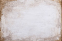 Struttura del fondo di vecchia pittura di legno della crepa Fotografia Stock